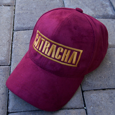 Catracha Dad Hat | Gamuza by Lipstickfables