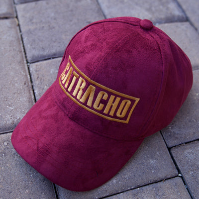 Catracho Dad Hat | Gamuza by Lipstickfables