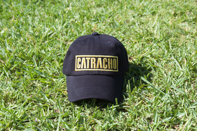 Catracho Dad Hat by Lipstickfables