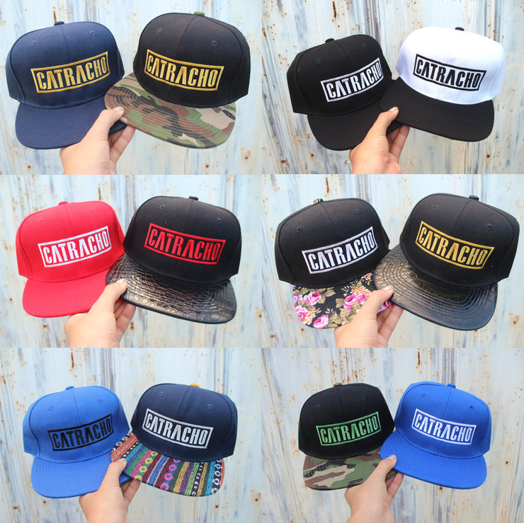 Catracho Snapbacks