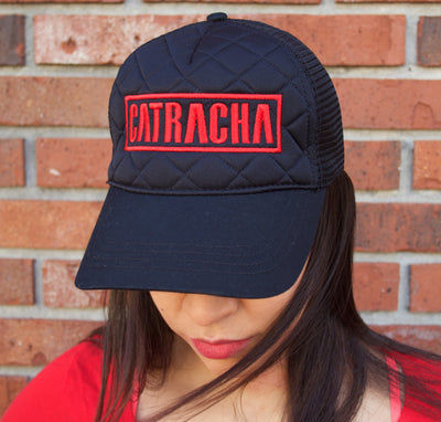 Catracha | Trucker Hat by Lipstickfables