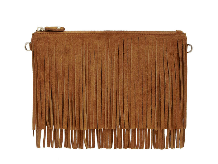 fringe-brown