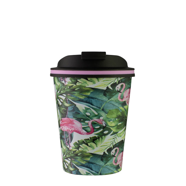 Avanti Go Cup - Flamingo Leaf - Rubra Coffee