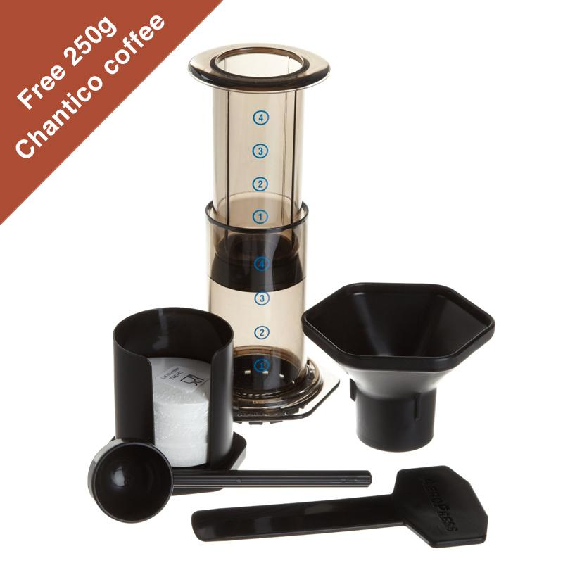 Aeropress Coffee Maker - Rubra Coffee