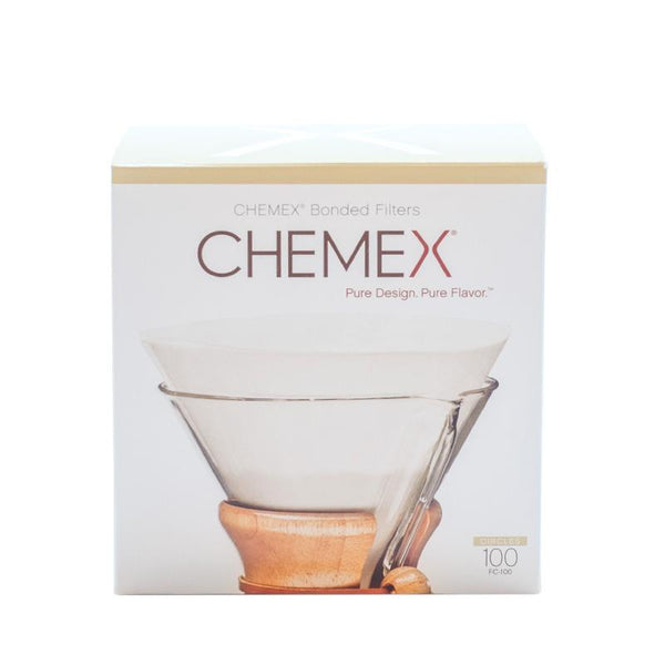 Chemex Filter Papers 100pk - Rubra Coffee