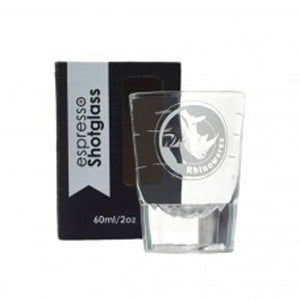 Barista Shot Glass - Rubra Coffee