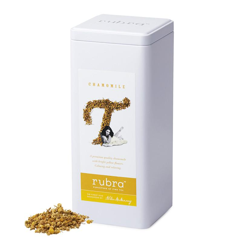 Chamomile Free Tin - Rubra Coffee