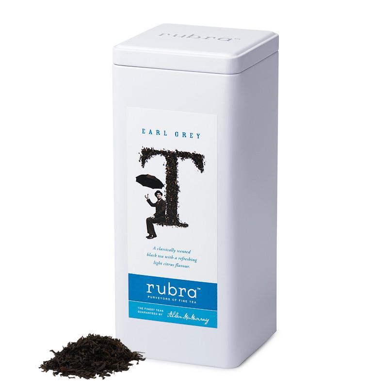 Earl Grey Loose Leaf 500g - Rubra Coffee