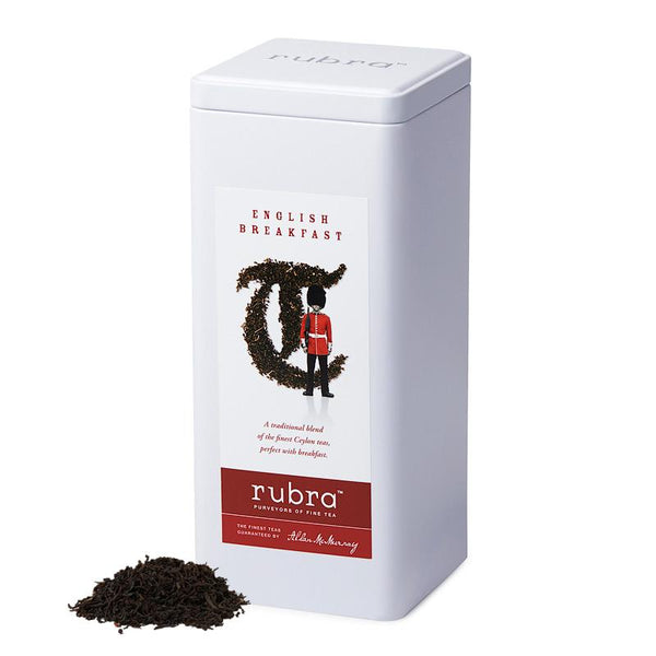 English Breakfast Loose Leaf 500g - Rubra Coffee