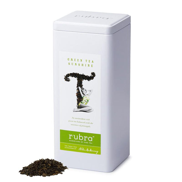 Green Tea Sunshine Loose Leaf 500g - Rubra Coffee