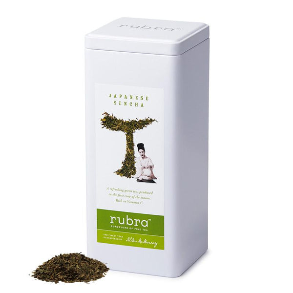 Japanese Sencha Loose Leaf 500g - Rubra Coffee