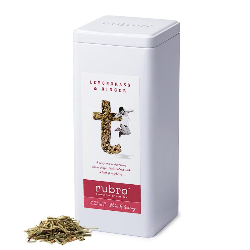 Lemongrass & Ginger 250g Loose Leaf - Rubra Coffee