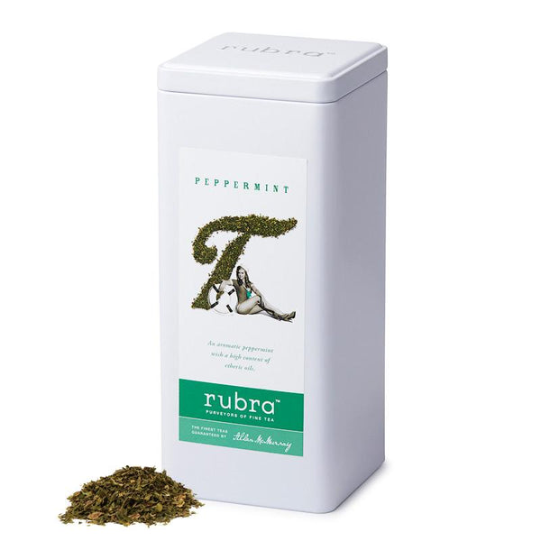 Peppermint Loose Leaf 250g - Rubra Coffee