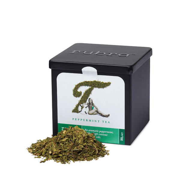 Peppermint 30g Loose Leaf - Rubra Coffee