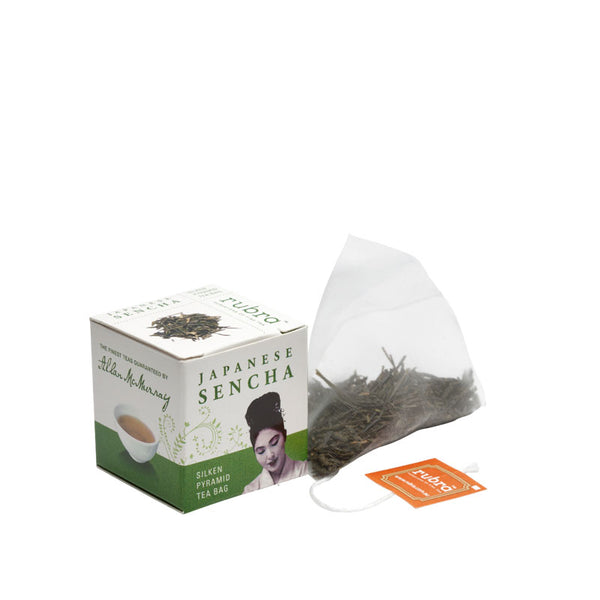 Japanese Sencha Tea Cube Pack - Rubra Coffee
