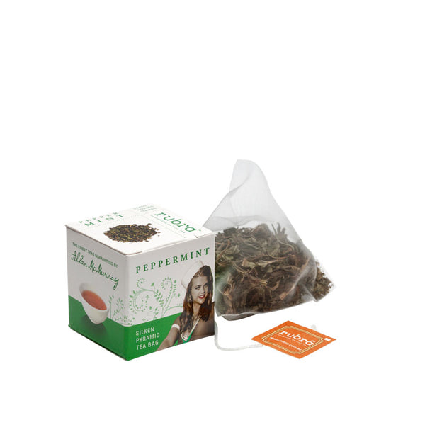 Peppermint Tea Cube Pack - Rubra Coffee