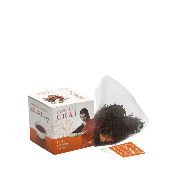Punjabi Chai Tea Cube Pack - Rubra Coffee