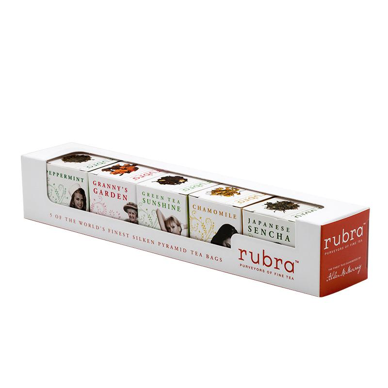 Tea Cube Pack #2 - Rubra Coffee