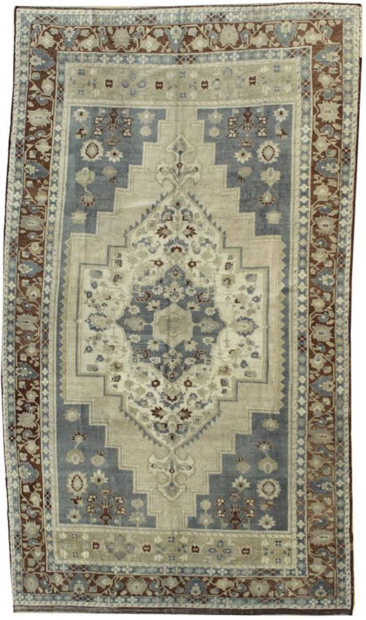 TASPINAR HANDKNOTTED RUG, J32509