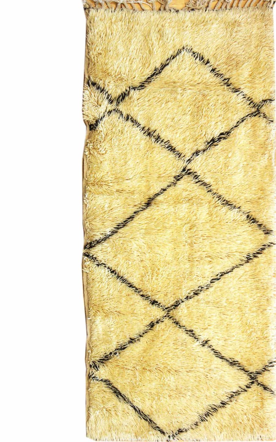BENI OURAINE HANDKNOTTED RUG, J38338