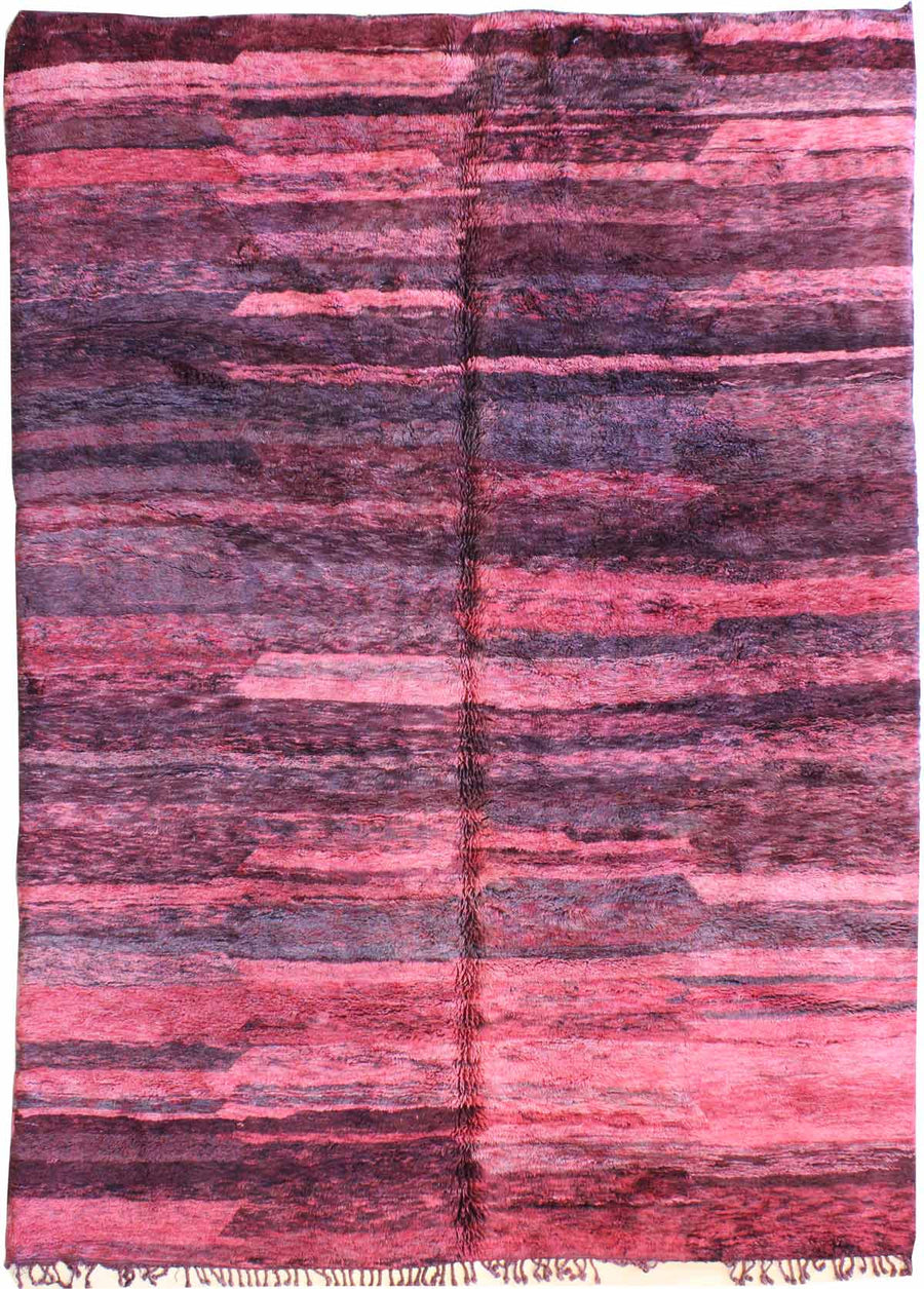 HIGH ATLAS HANDKNOTTED RUG, J38409
