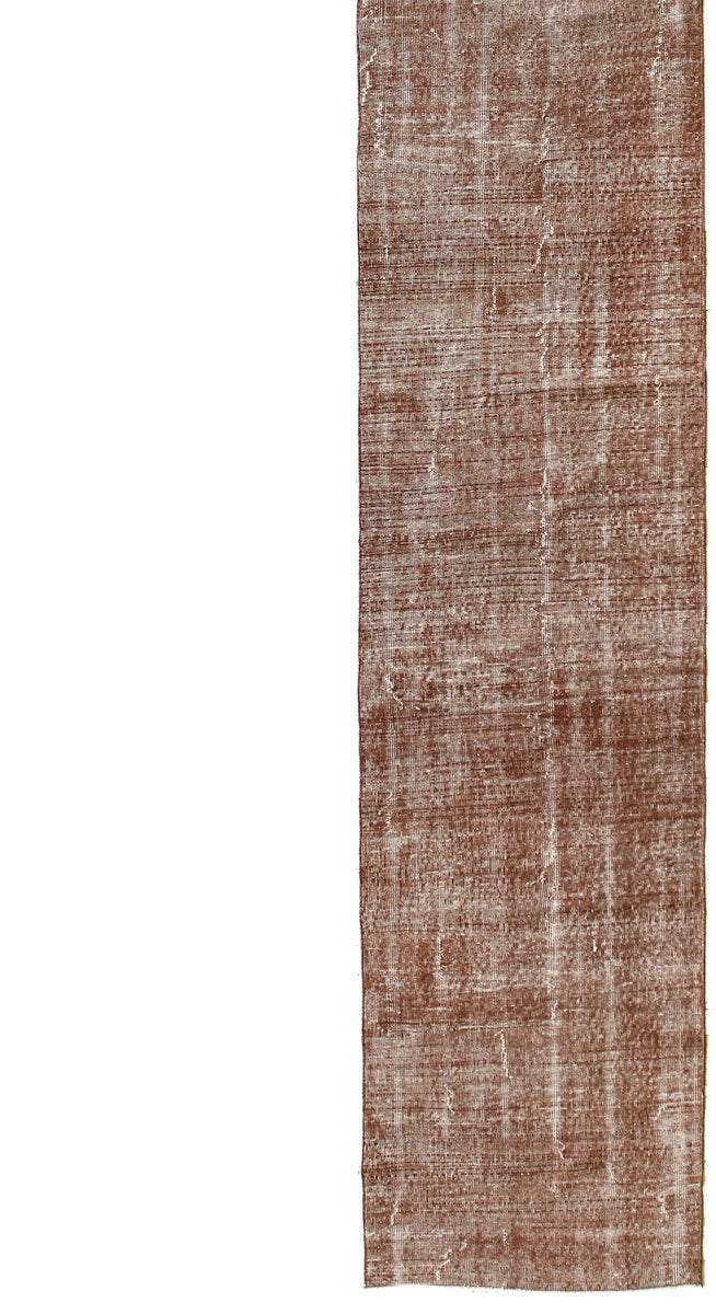 OVERDYED HANDKNOTTED RUG, J38586