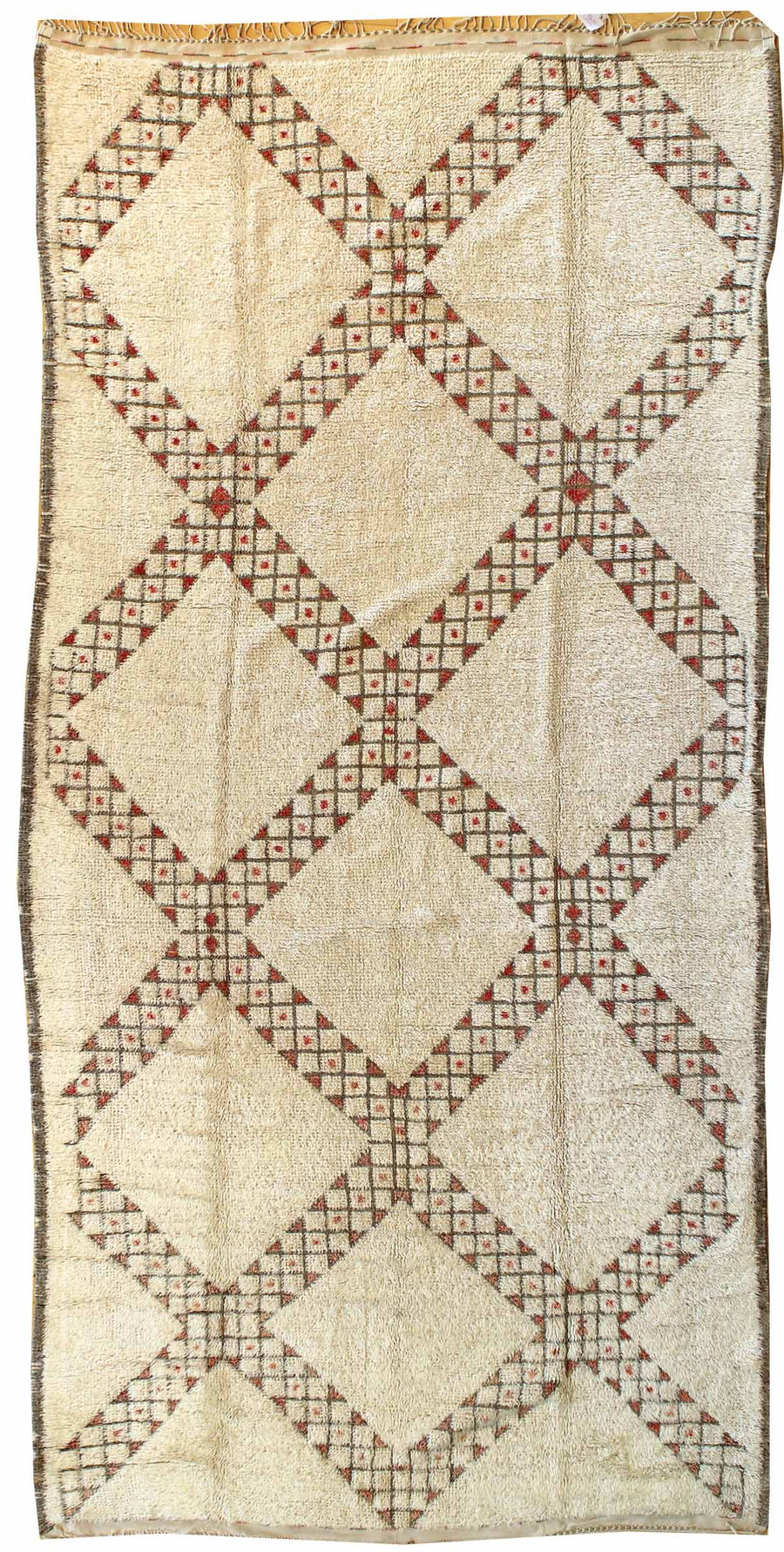 BENI OURAINE HANDKNOTTED RUG, J38954