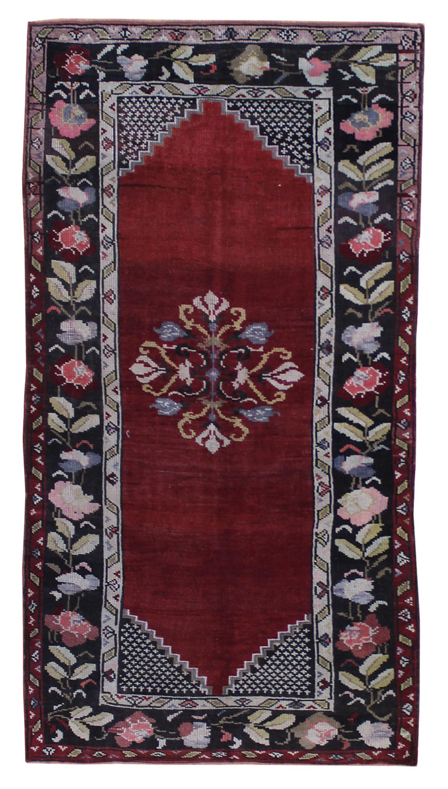 TASPINAR HANDKNOTTED RUG, J44691