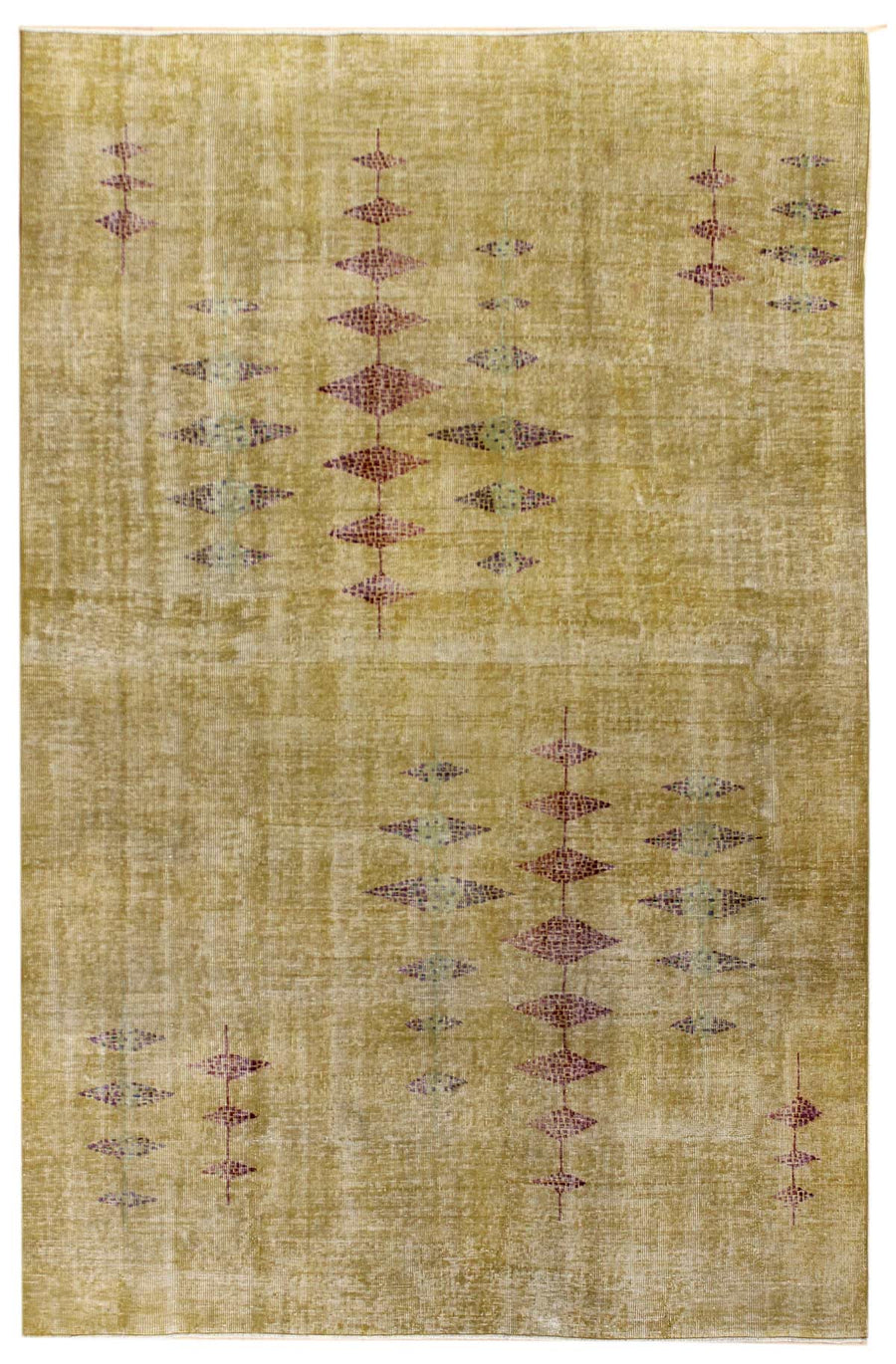 DECO HANDKNOTTED RUG, J45423