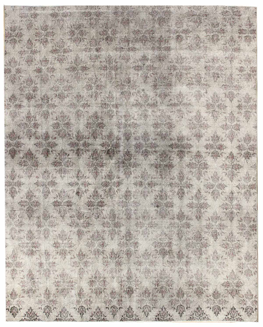 TRANSITIONAL HANDKNOTTED RUG, J45431