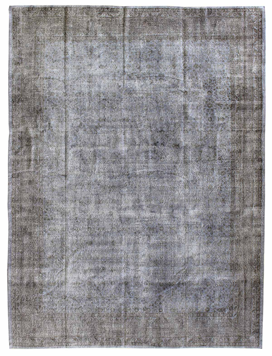 OVERDYED HANDKNOTTED RUG, J45866