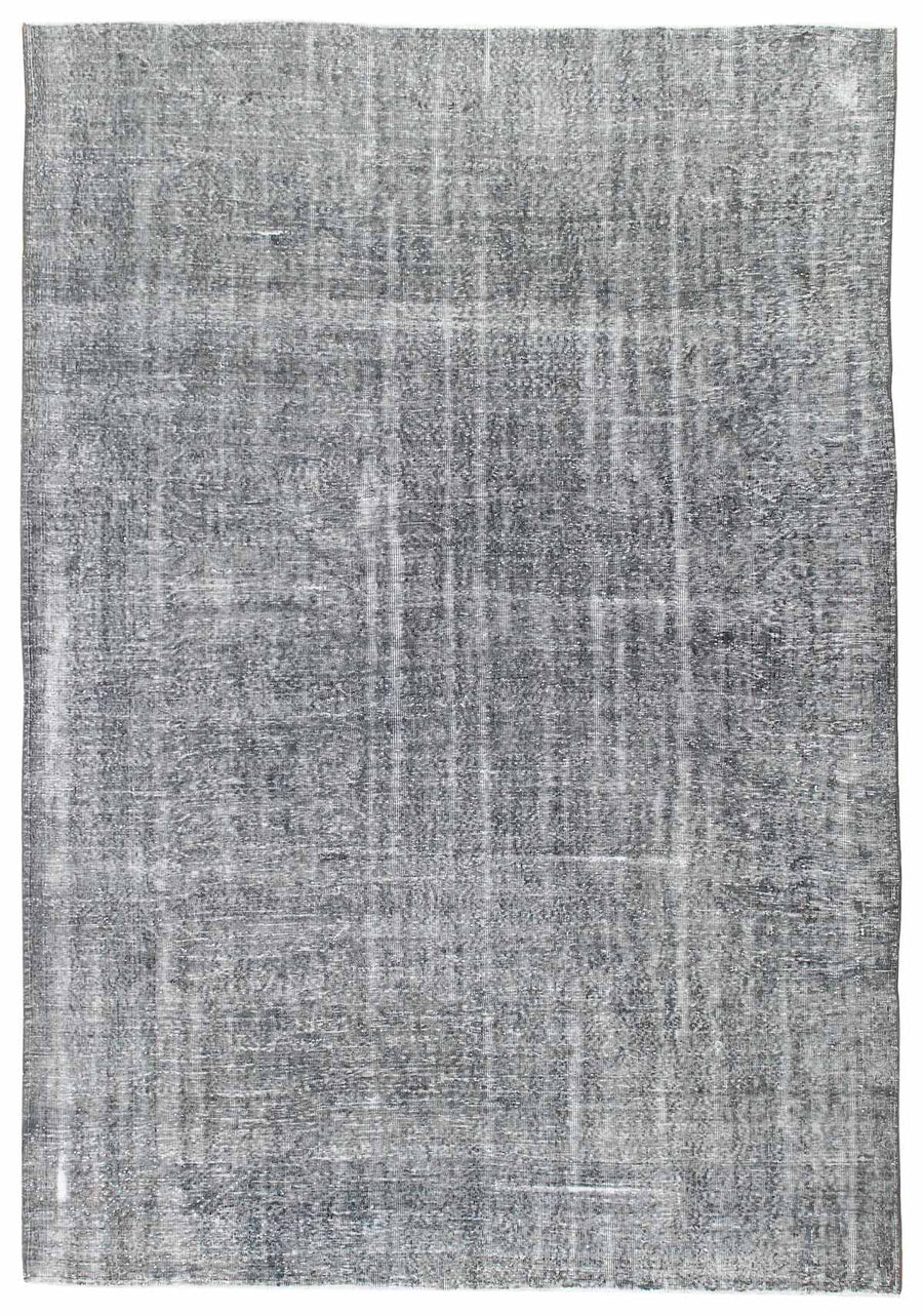 OVERDYED HANDKNOTTED RUG, J45877