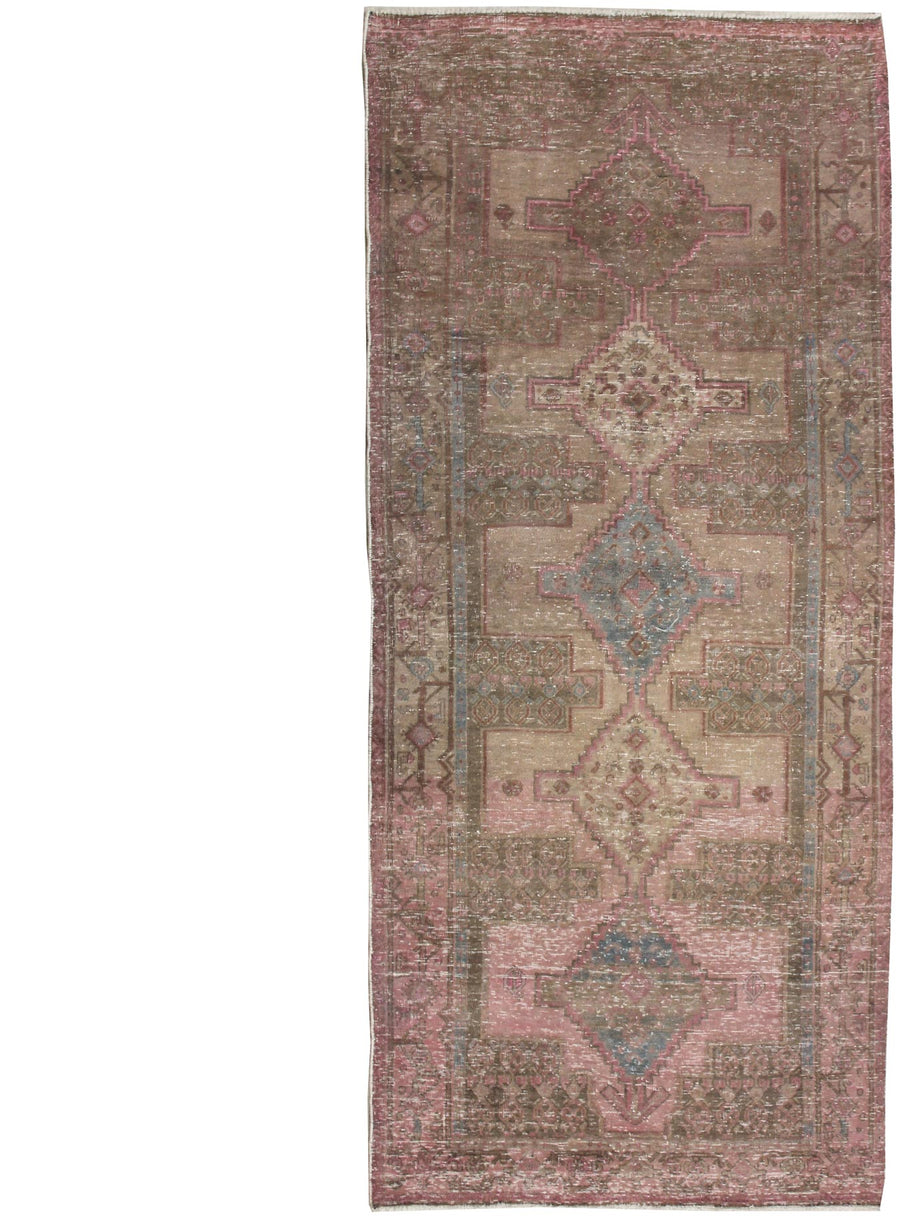 SENNEH HANDKNOTTED RUG, J50748