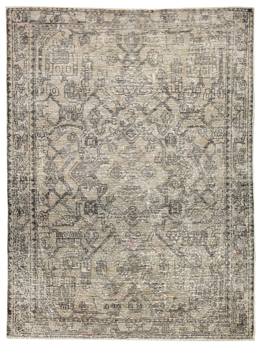 MOSUL HANDKNOTTED RUG, J50757