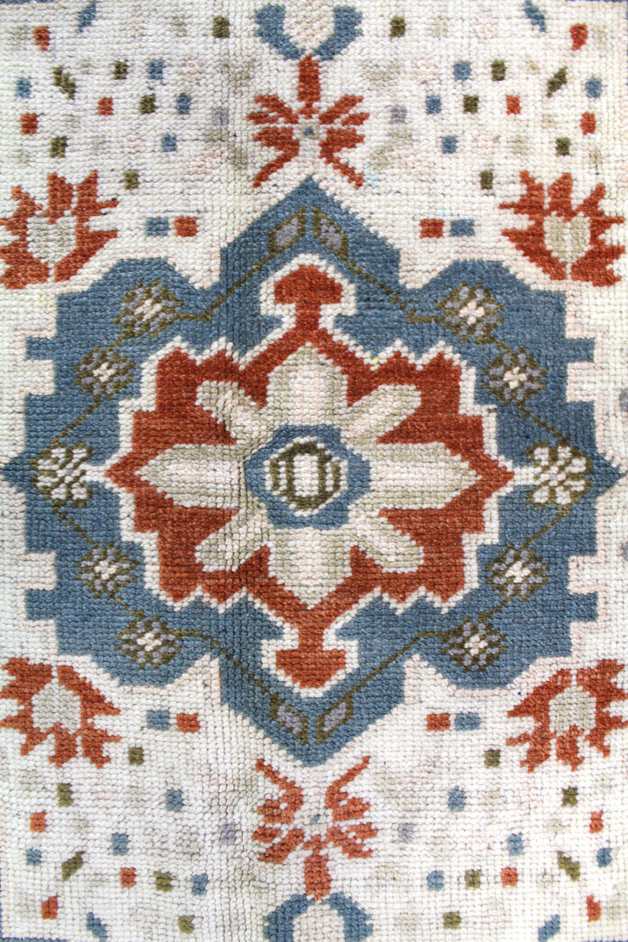 TASPINAR HANDKNOTTED RUG, J58211