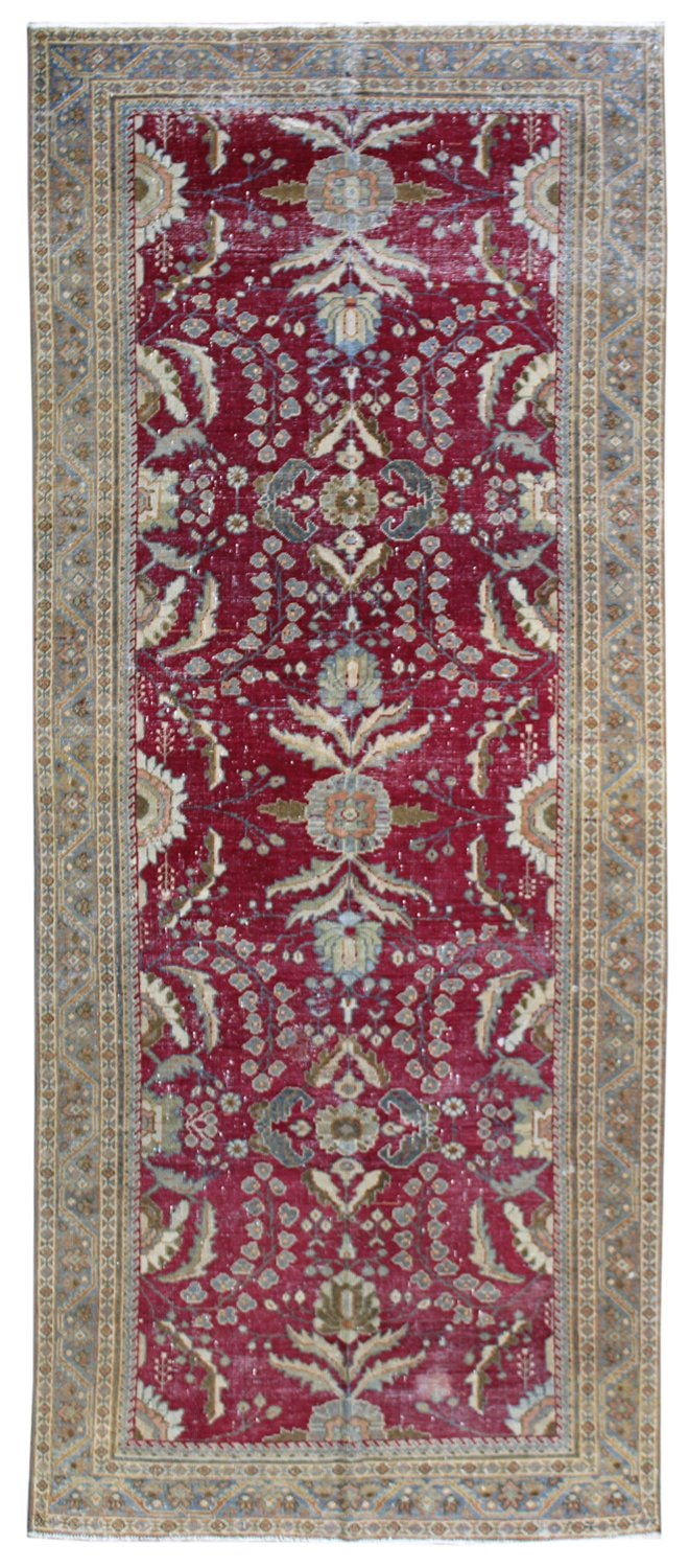 MAHAL HANDKNOTTED RUG, J58726