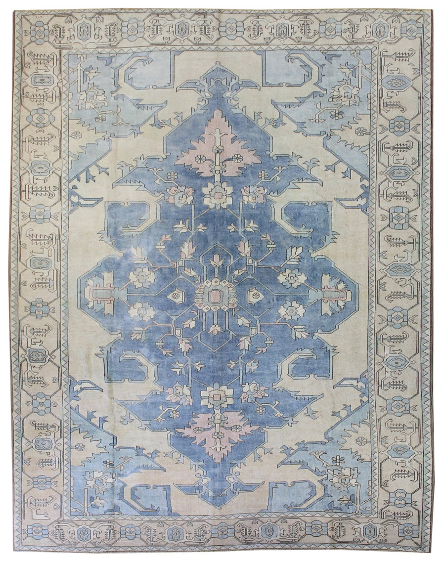 SULTANHAN HANDKNOTTED RUG, J58745