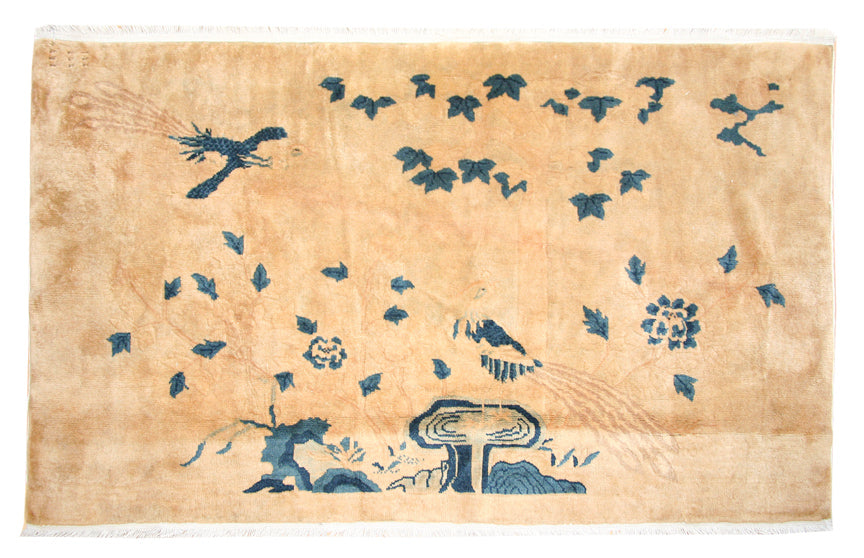 PEKING HANDKNOTTED RUG, JF4265