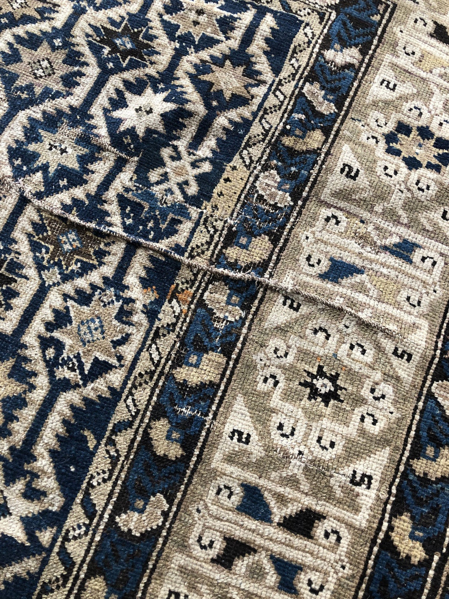 Konagend Kuba Handknotted Rug, OSR0019