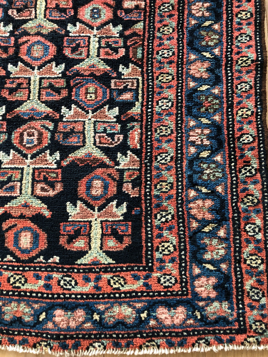 Malayer Handknotted Rug, OSR0023