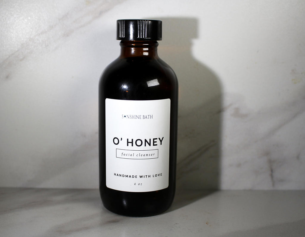 O' Honey Facial Cleanser