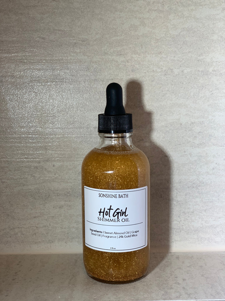 Hot Girl Shimmer Oil