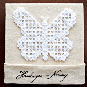 Hardanger Embroidery from Norway