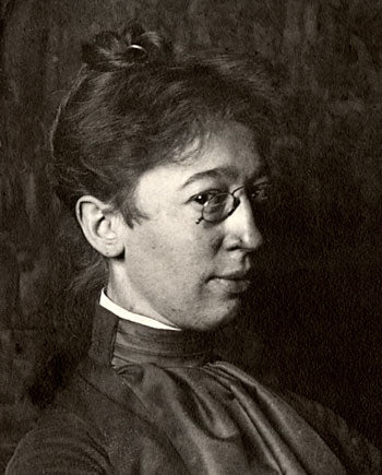 Painting of Margaret Whiting circa 1900