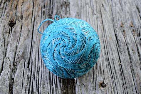 Temari Ball No. 121 : Endless Waves