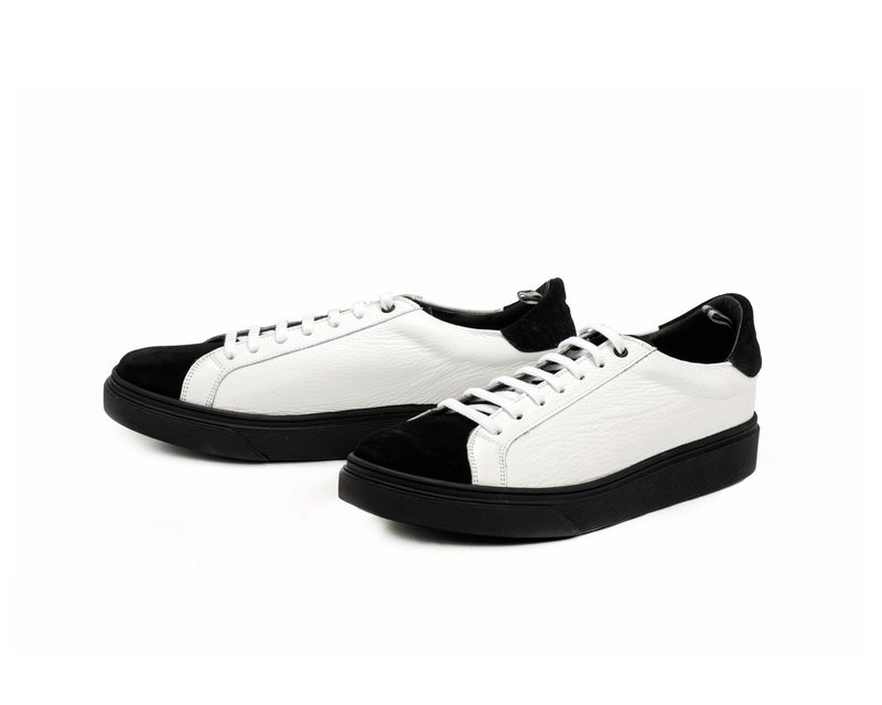 599 - White & Black (Black Sole)