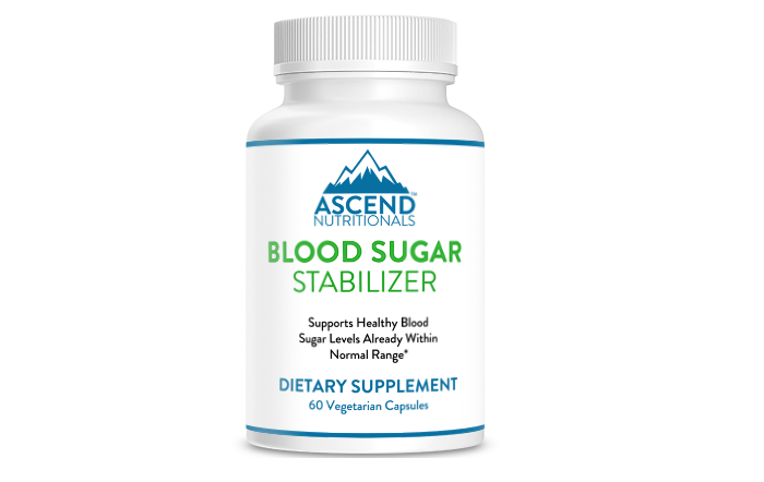 Blood Sugar Stabilizer - Free 30 Day Supply