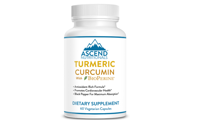 Turmeric Curcumin 1 Bottle Discount
