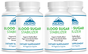 Ascend Blood Sugar Stabilizer