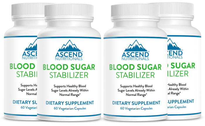 Blood Sugar Stabilizer 8 Bottle Upgrade